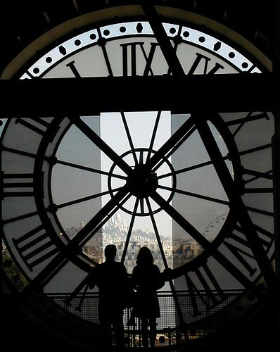 Musee d'Orsay | I think everyone who walks by this clock tak… | Flickr