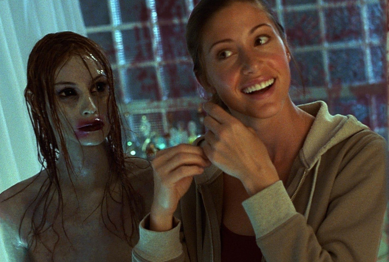 Thirteen Ghosts Horror Movie Scene Ghost Movies Horror Movie