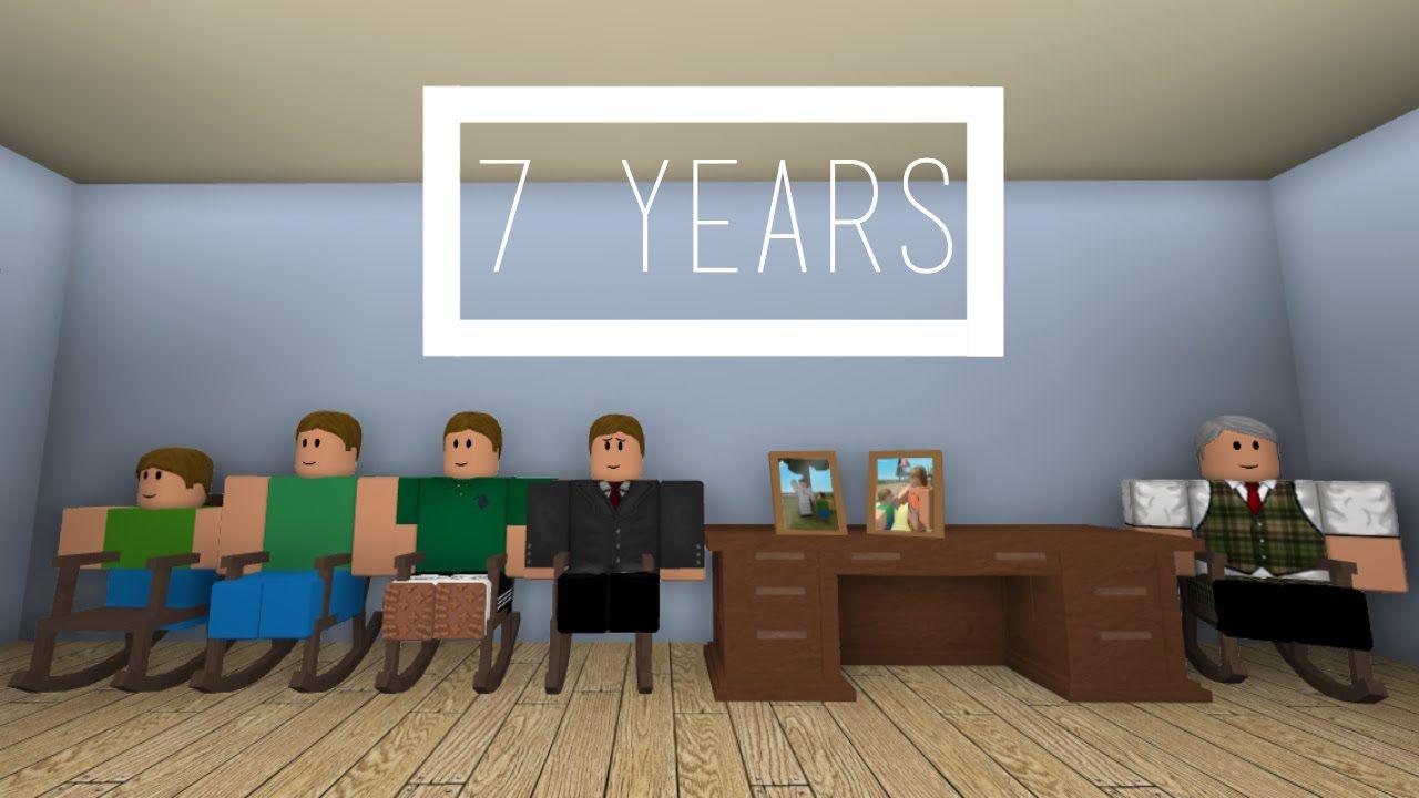 7 Years Lukas Graham Roblox Music Video Music Videos