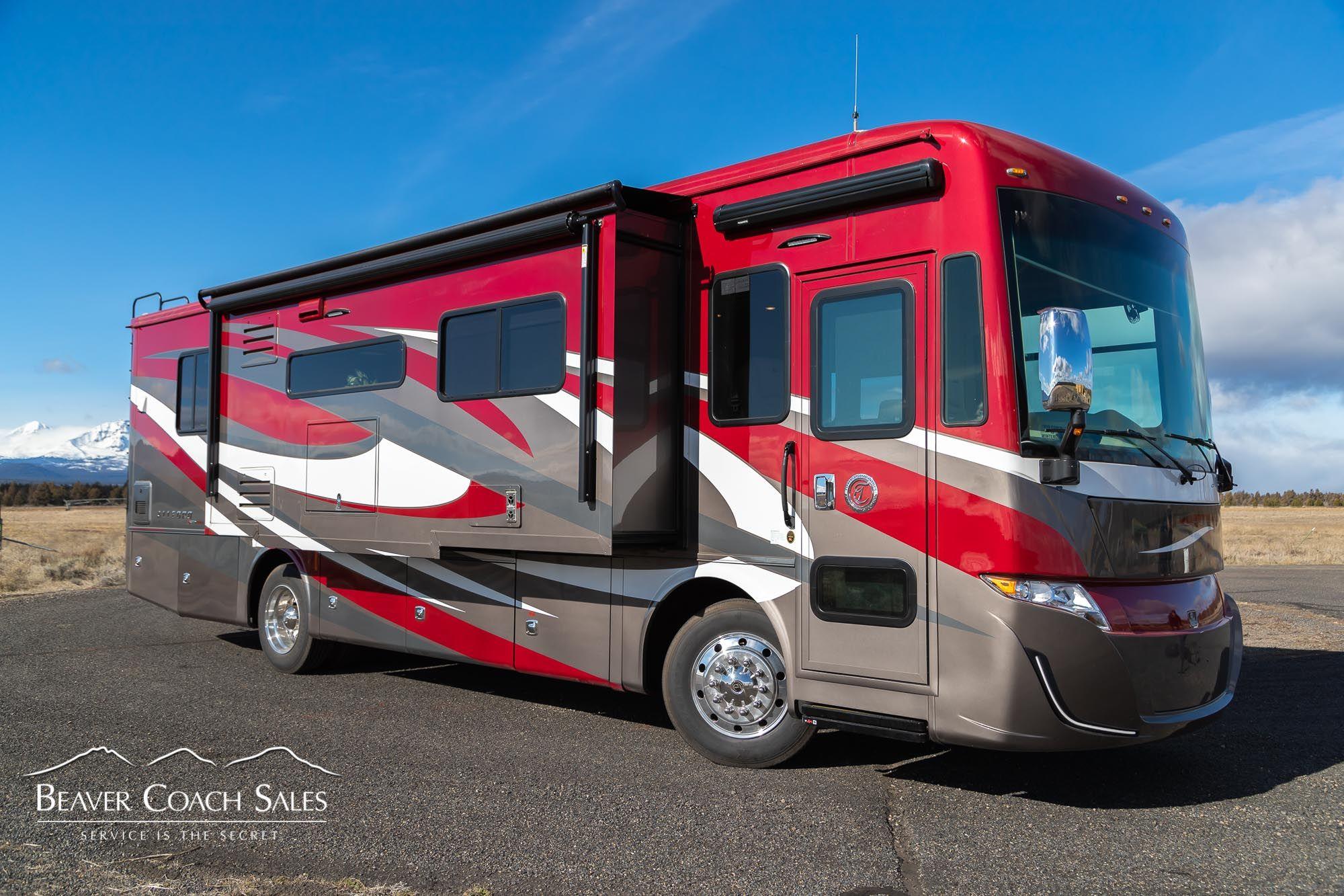 2020 Tiffin Motorhomes Allegro Red 340 33 Al New Stock In 2020