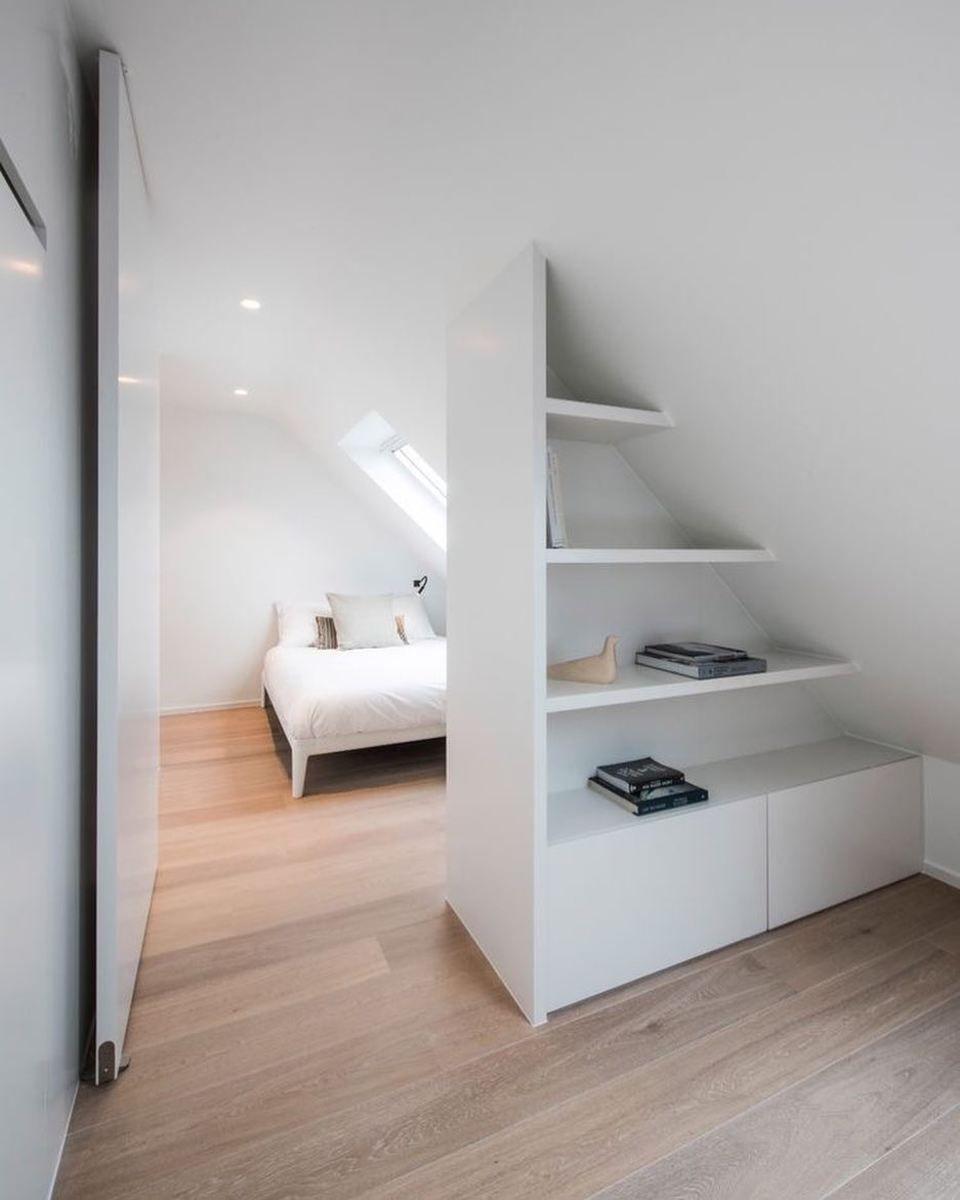 Minimal Interior Design Inspiration 215 Attic Bedroom Small Loft Room Attic Bedroom Designs