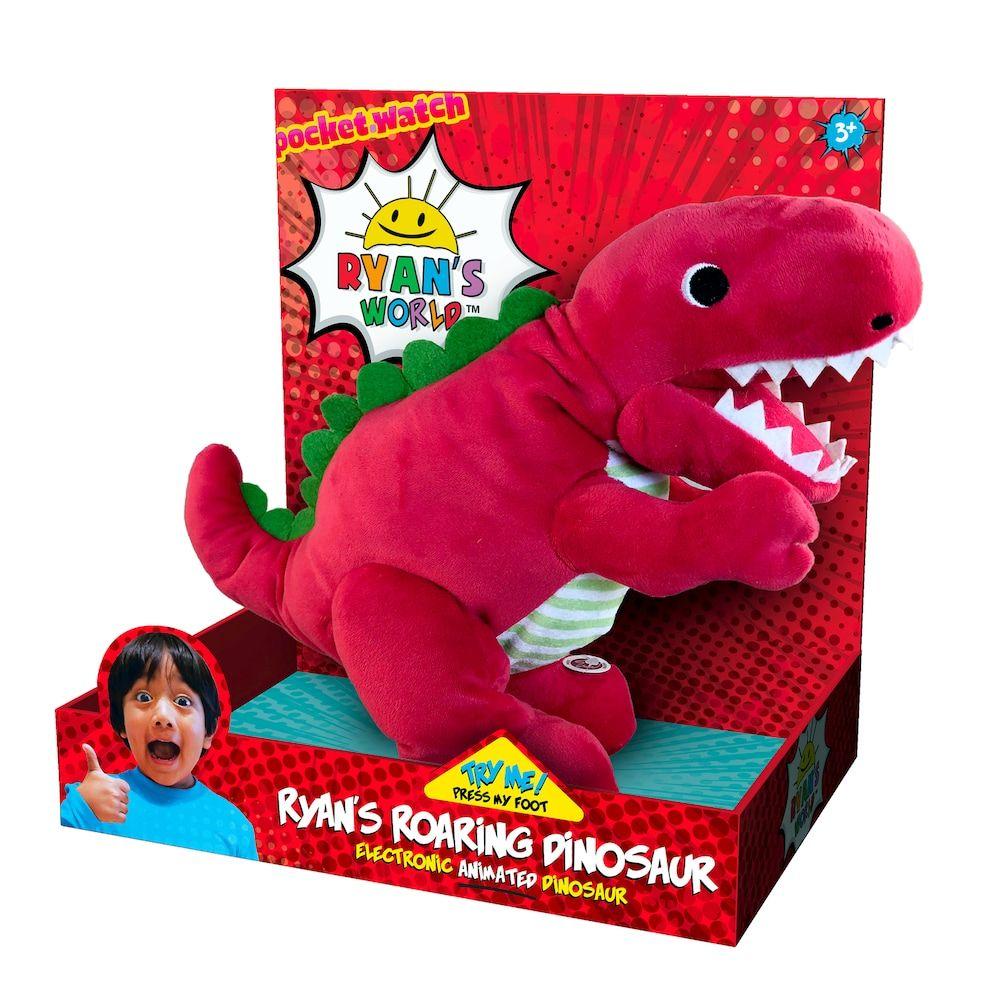 Bonkers Toy Co Llc Ryan S World Roaring Dinosaur T Rex Ryan Toys Baby Alive Dolls Birthday Party Supplies Decoration [ 1000 x 1000 Pixel ]
