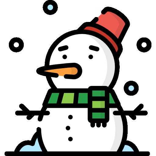 Snowman Free Vector Icons Designed By Freepik Vector Icon Design Cute Easy Drawings Vector Free