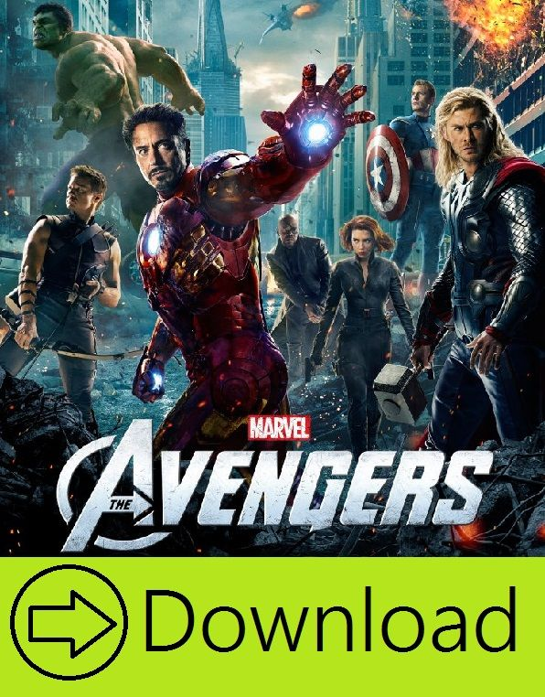Download The Avengers Bluray Rip (720p) | Mediafire+Torrent