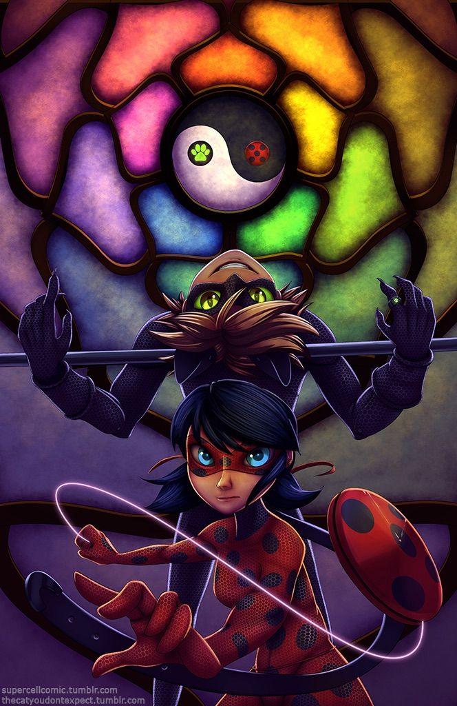Miraculous Ladybug By Supercellcomic Imagenes De Miraculous Ladybug Ladybug Y Cat Noir Dibujos De Ladybug