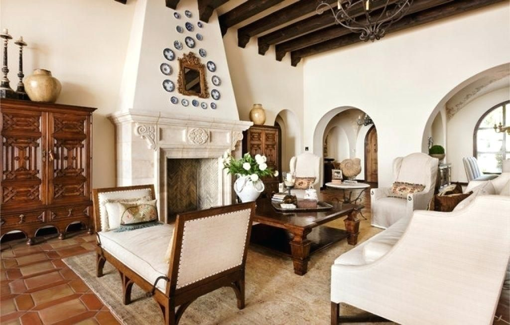 Spanish Colonial Interior Design Home Interior Design Style Homes