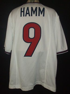 93d0cbfb5 Nike Mia Hamm Jersey  9 US Soccer Jersey Size Small 4-6 she was my favorite  when I was younger  ))