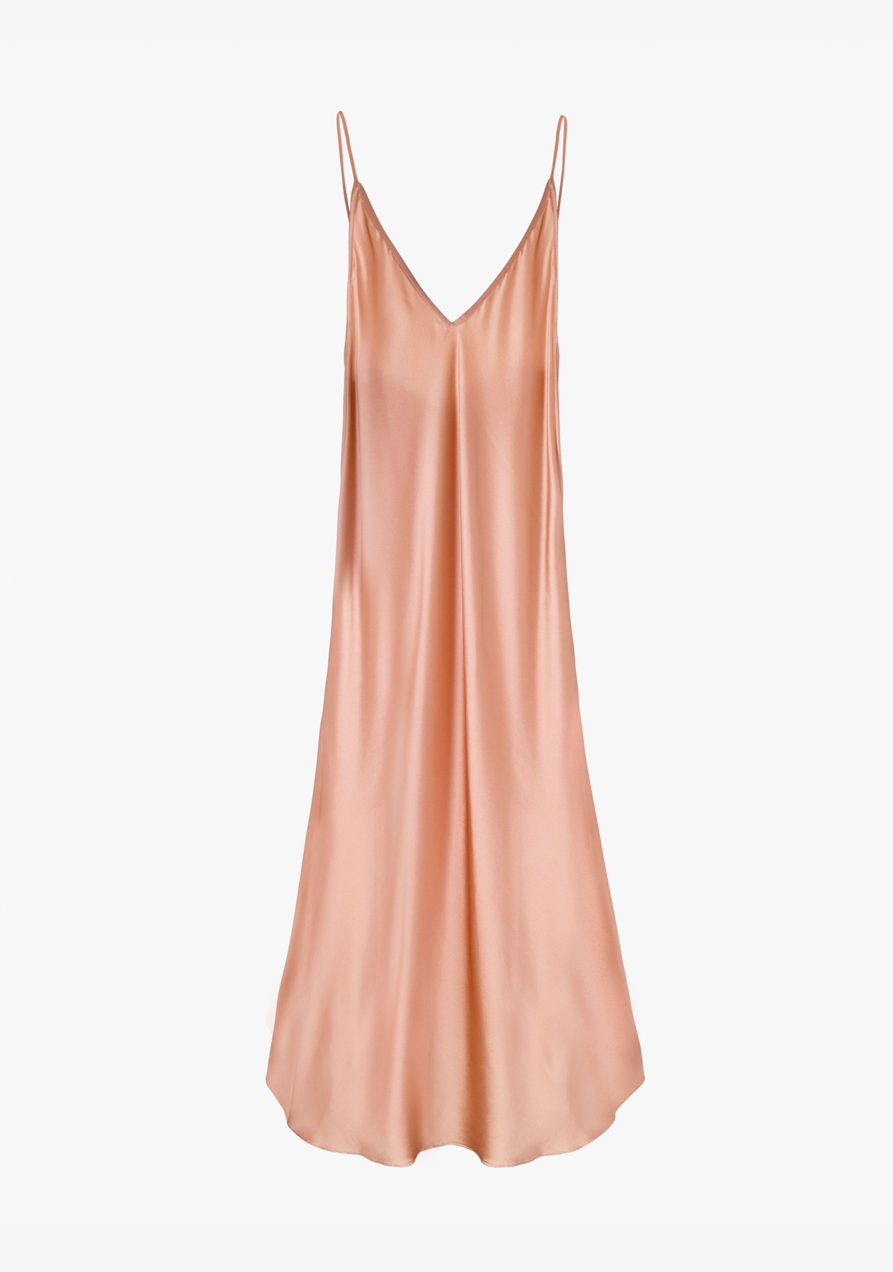 98a403fe62fe0 Carrie Blush Slip Silk Dress | Sewing - Silk | Pinterest | Couture ...