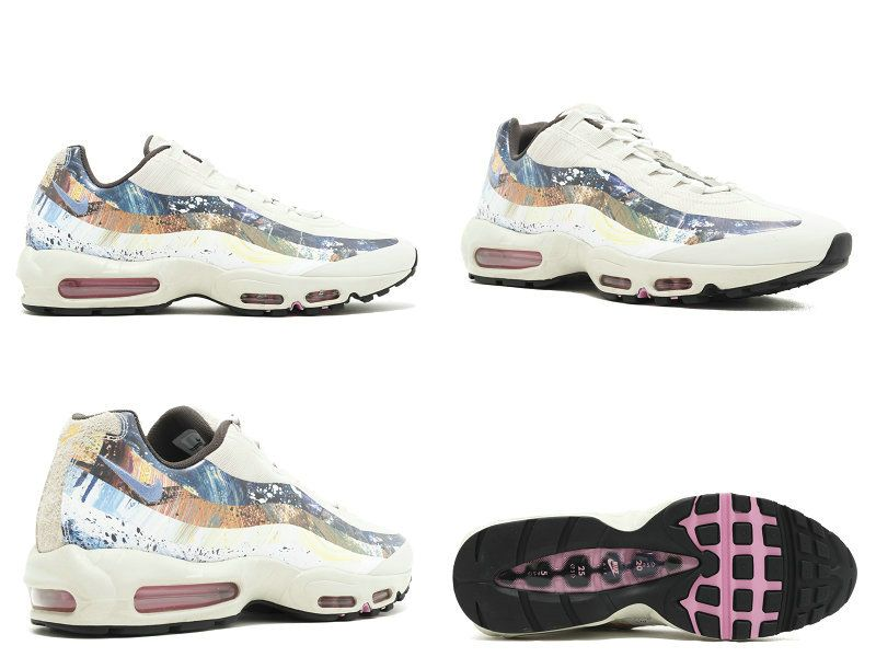 cheap for discount 0b6f5 2ae2b Fall Winter · New Shoes · Authentic Nike AIR MAX 95 DW DAVE WHITE Nike Air  Max 95 For Sale Dave White
