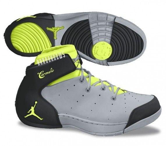 15ac0c7676e Jordan Melo 1.5 - Grey - Black - Volt - SneakerNews.com | Kicks ...