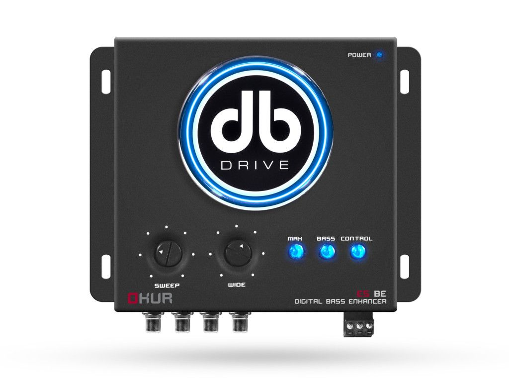 Subsonic Filter 300w Car Amplifier With Phase Shift Capacitor Mike Preamp Circuit Diagram Tradeoficcom E5 Bev2 Bass Enhancer Features Dash Mountable Remote Control Pfm