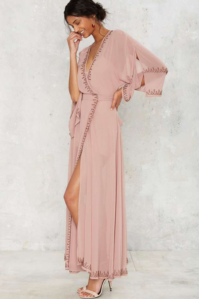 The Jetset Diaries Las Perlas Kimono Dress - Clothes   Best Sellers ...