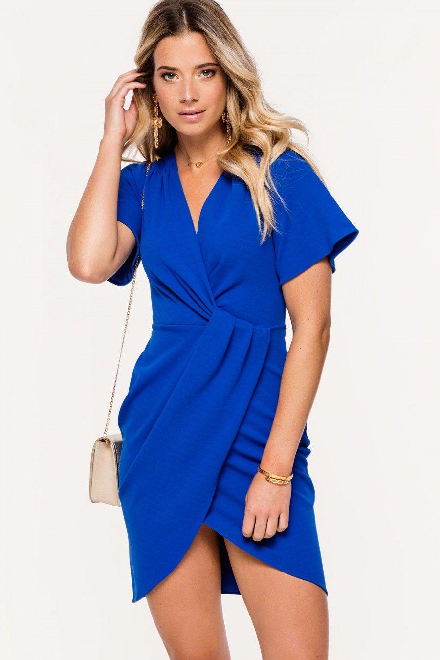 Loavies blauwe jurk