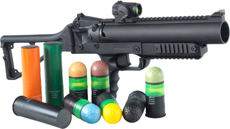 GL-06 Grenade Launcher, Single Shot Launcher | Survival Kits