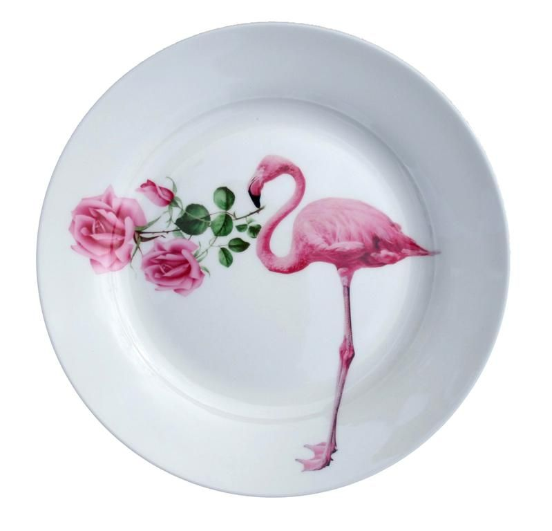 The ghent chronicles flamingo fever flamingo lover for Vajilla animales
