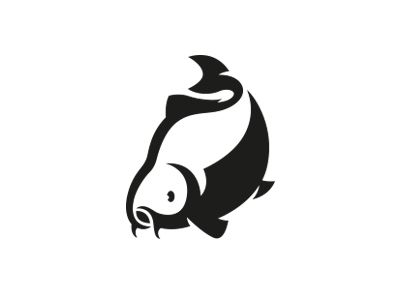 carp logo design alternative clipart design u2022 rh extravector today cap logo crap logo generator