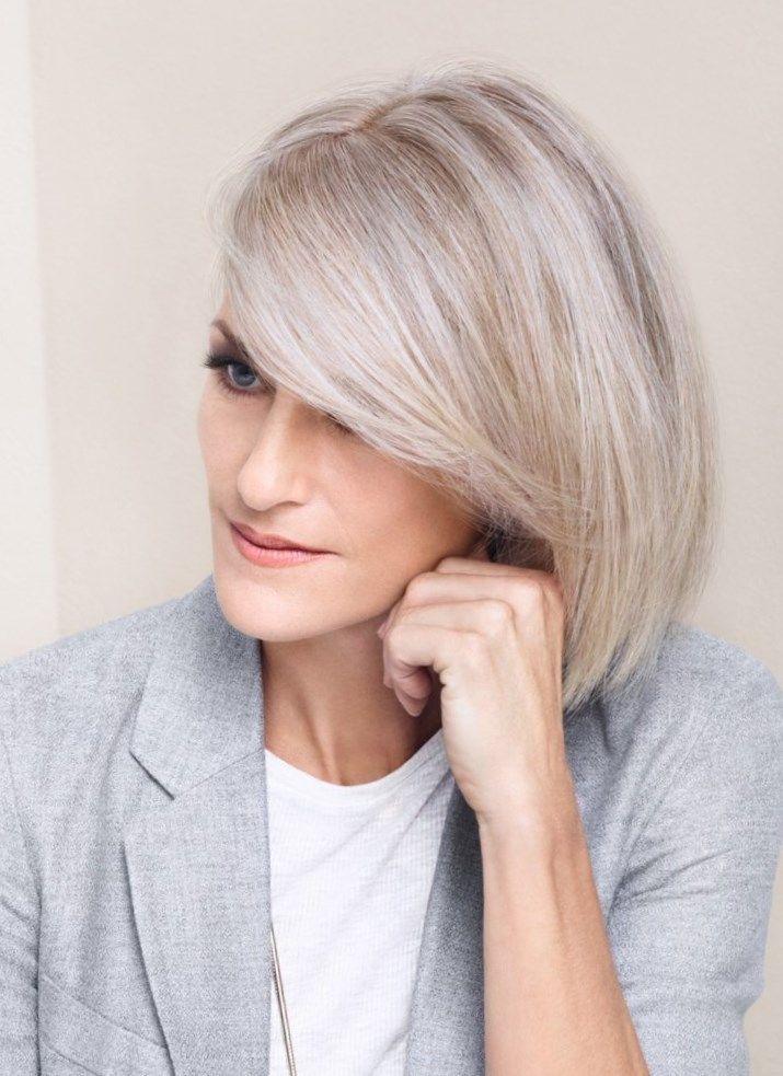 Aktuelle Frisuren Für Feines Haar Frisurentrends