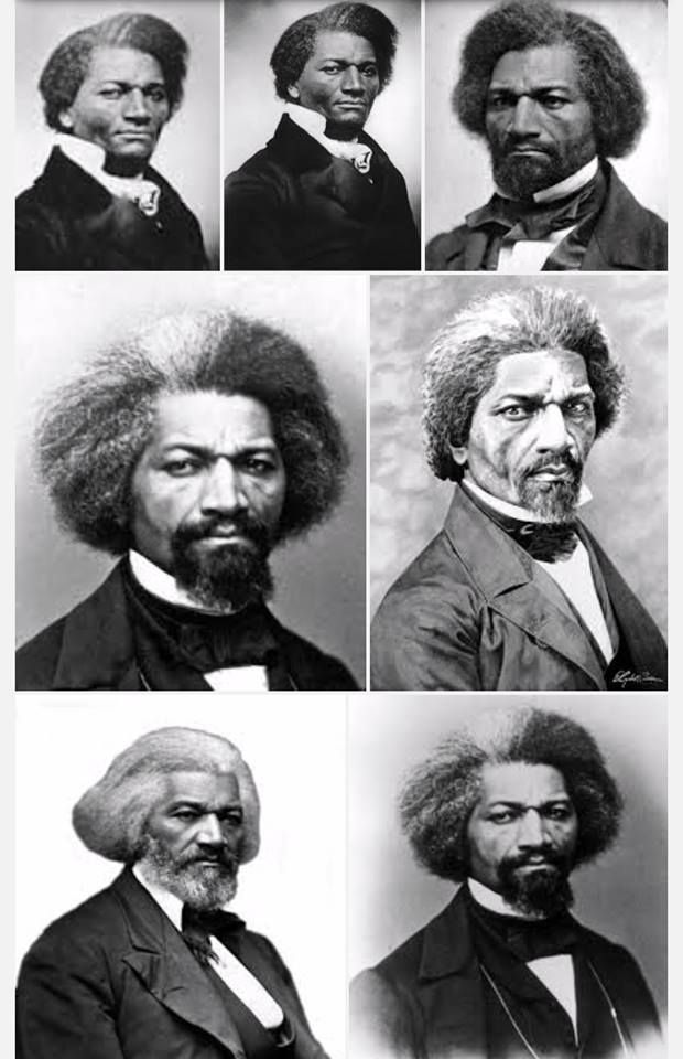 frederick douglass hair on google welcomes you to black history