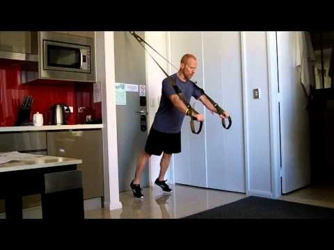 pingaliani mathew on fitness  trx trx workouts trx