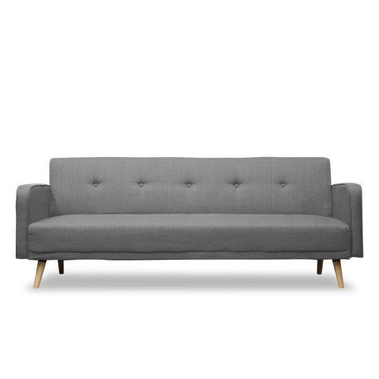 Click Clack Sofa Bed Concrete Grey Home Ideas Pinterest