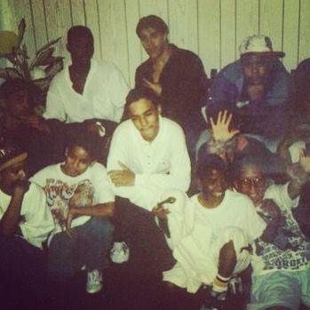 90s crew. Bronx style.