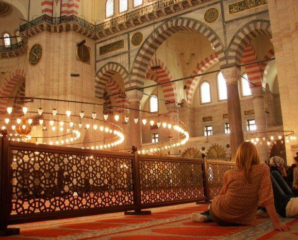 Mezquita de Süleymaniye #estambul #turquia