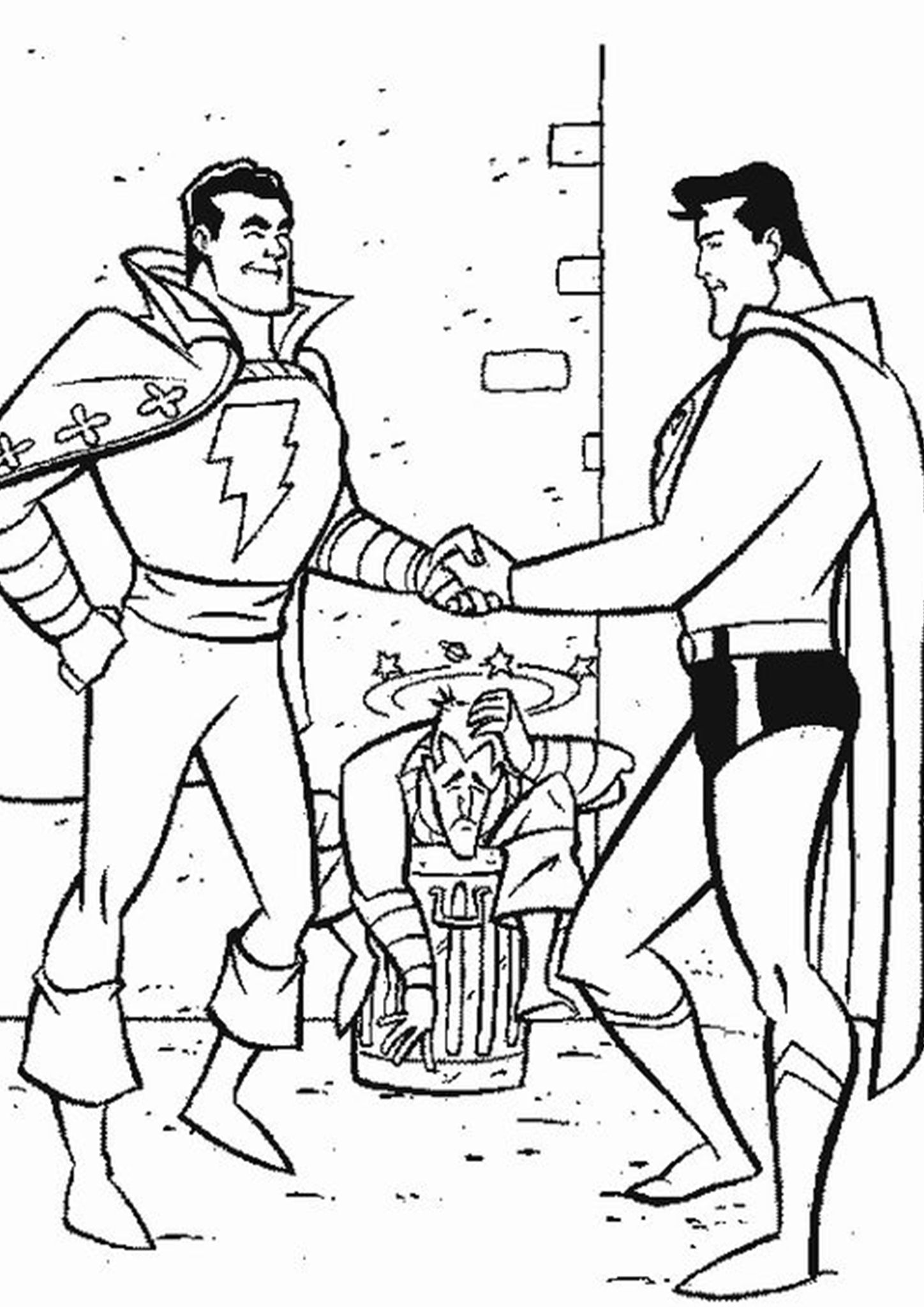 Free Easy To Print Superman Coloring Pages Superman Coloring Pages Marvel Coloring Superhero Coloring