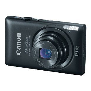 Canon PowerShot ELPH 300 HS 12 1 MP Digital Camera  Nice