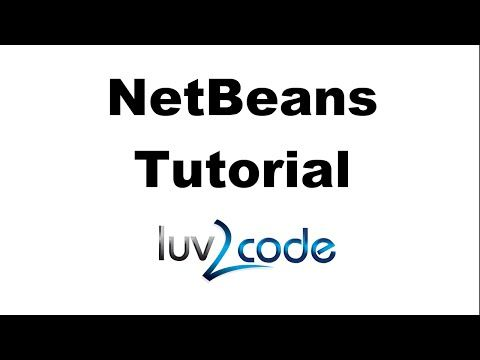Java Netbeans Tutorial Connecting To A Mysql Database With Java Jdbc And Netbeans Mysql Tutorial Java