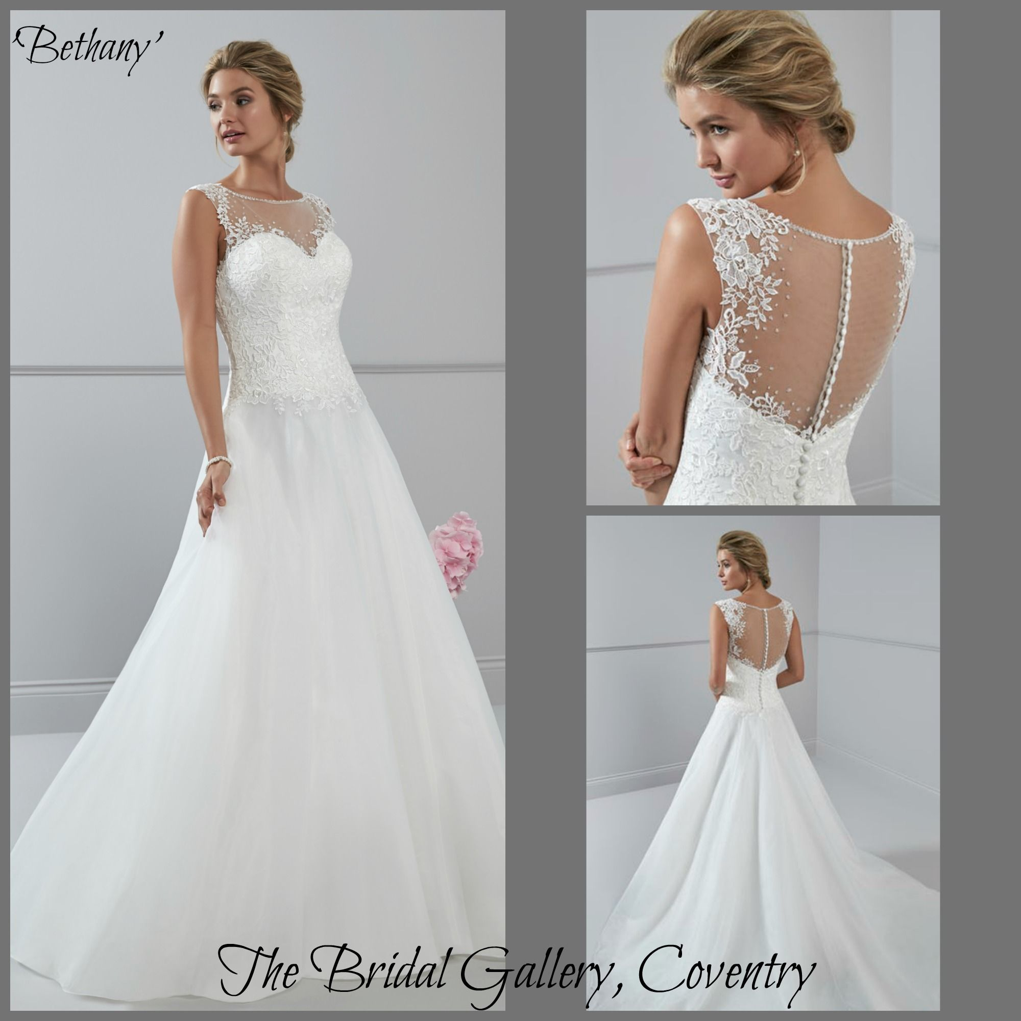 Pin by The Bridal Gallery, Coventry on Collection 2018 | Pinterest ...
