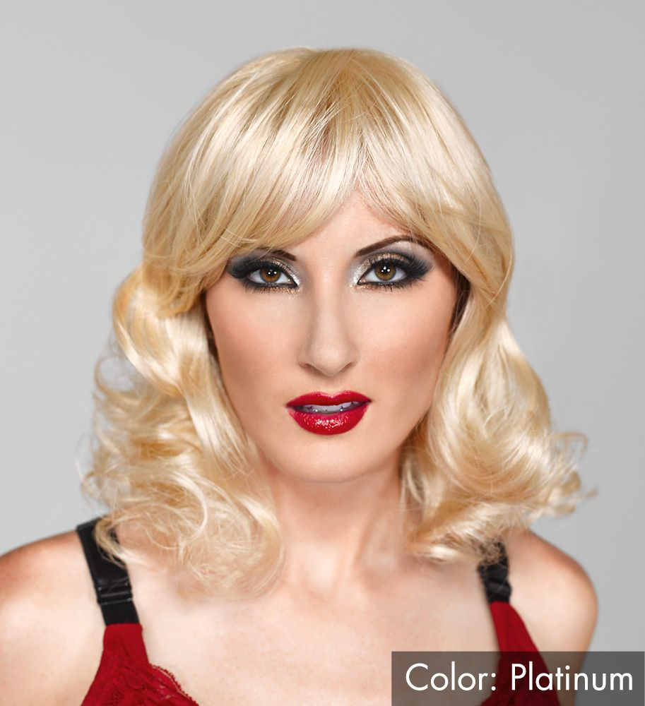 20 Dirty Blonde Hair Ideas That Work On Everyone: Glam Mid Length Premium Collection Wig By Suddenly Fem