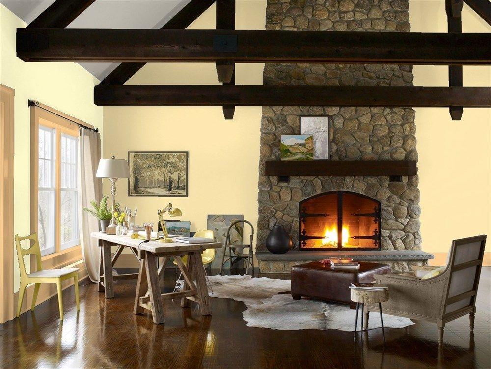 Living Room 5 | Pinterest | Benjamin moore, Living rooms and Room