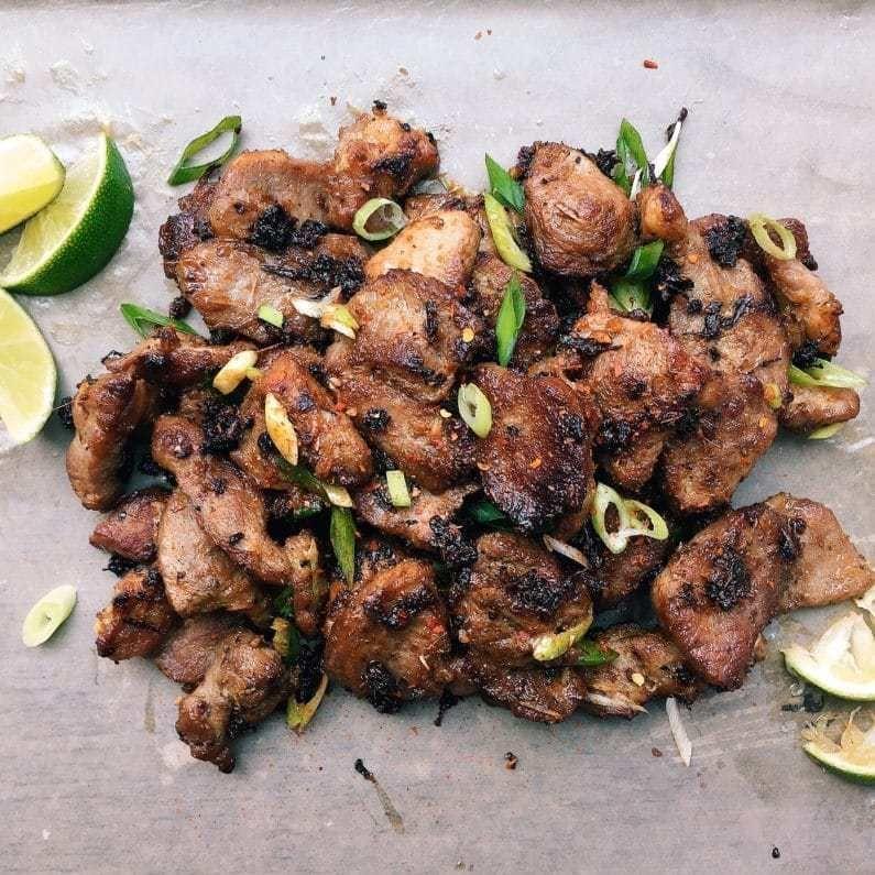 Vietnamese Lemongrass Pork (Paleo Whole30 Keto) I Heart