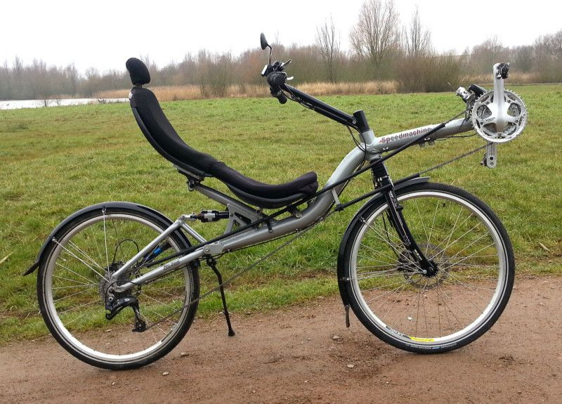 Ctc Forum View Topic Pictures Of Your Recumbent Recumbent Bicycle Bike Bicycle