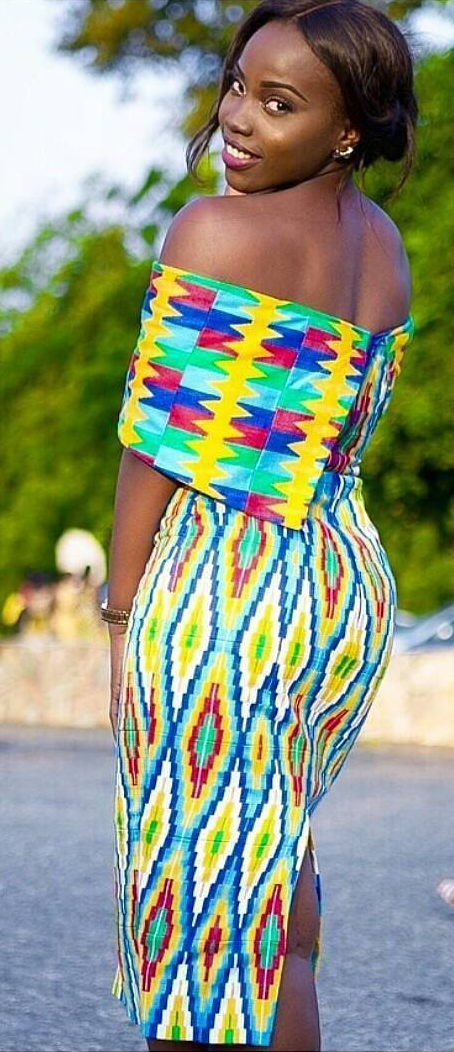 African Dresses From Ghana