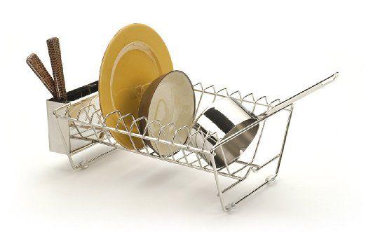 Best Amazon Com Rsvp International In Sink Dish Rack Blanco 400 x 300