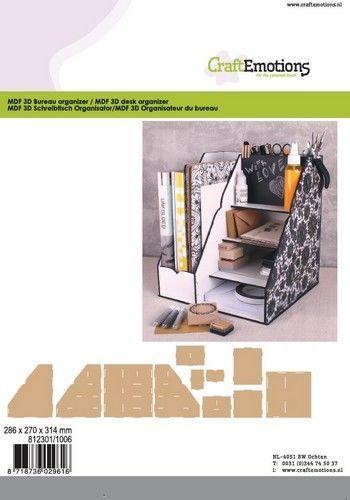 details zu mdf sortiermodul display 4 f cher orgenizer mit heftest nder zeitshriftensammler. Black Bedroom Furniture Sets. Home Design Ideas