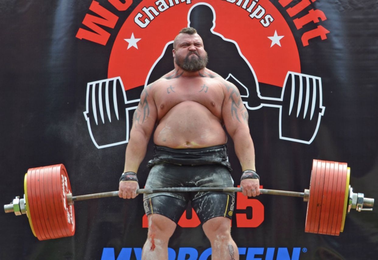 Does Eddie Hall Still Want To Be A Weightlifter Https Barbend