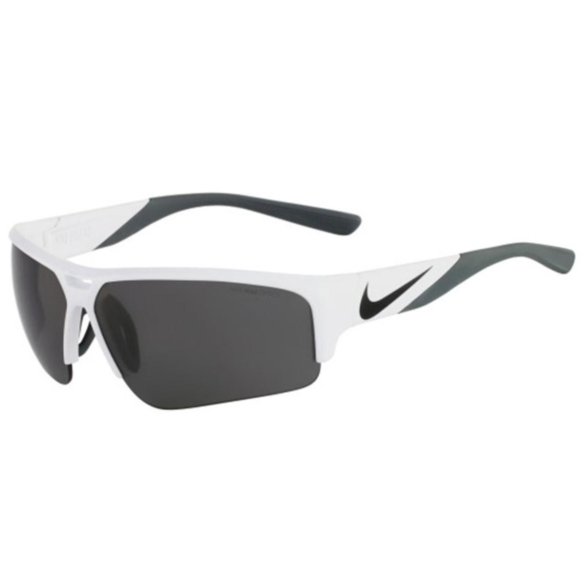 Nike 2911 Mens Golf X2 White Max Optics Semi Rimless Sport Sunglasses O/S  Bhfo