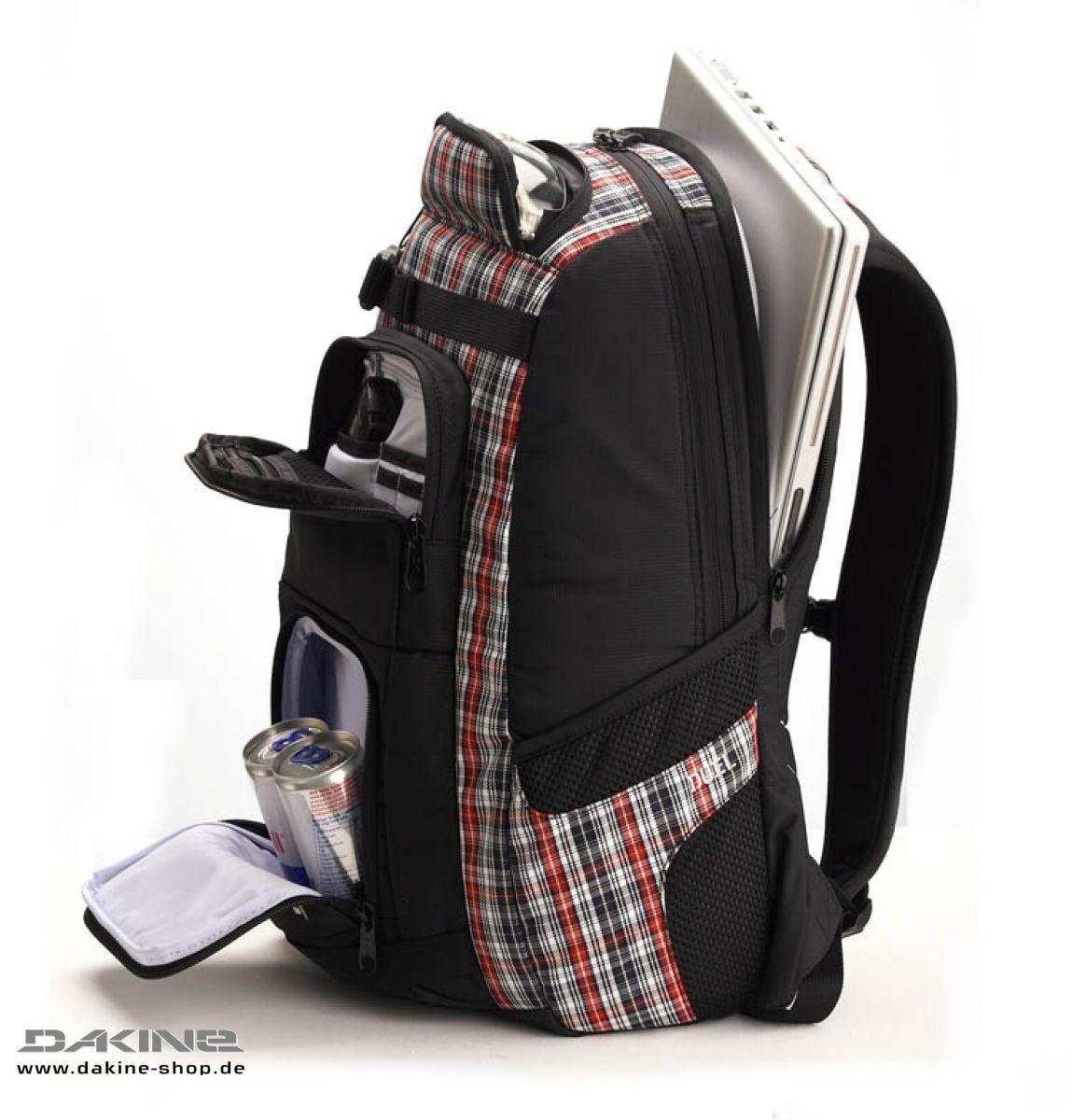 Dakine Duel Laptop Backpack - Backpack Her