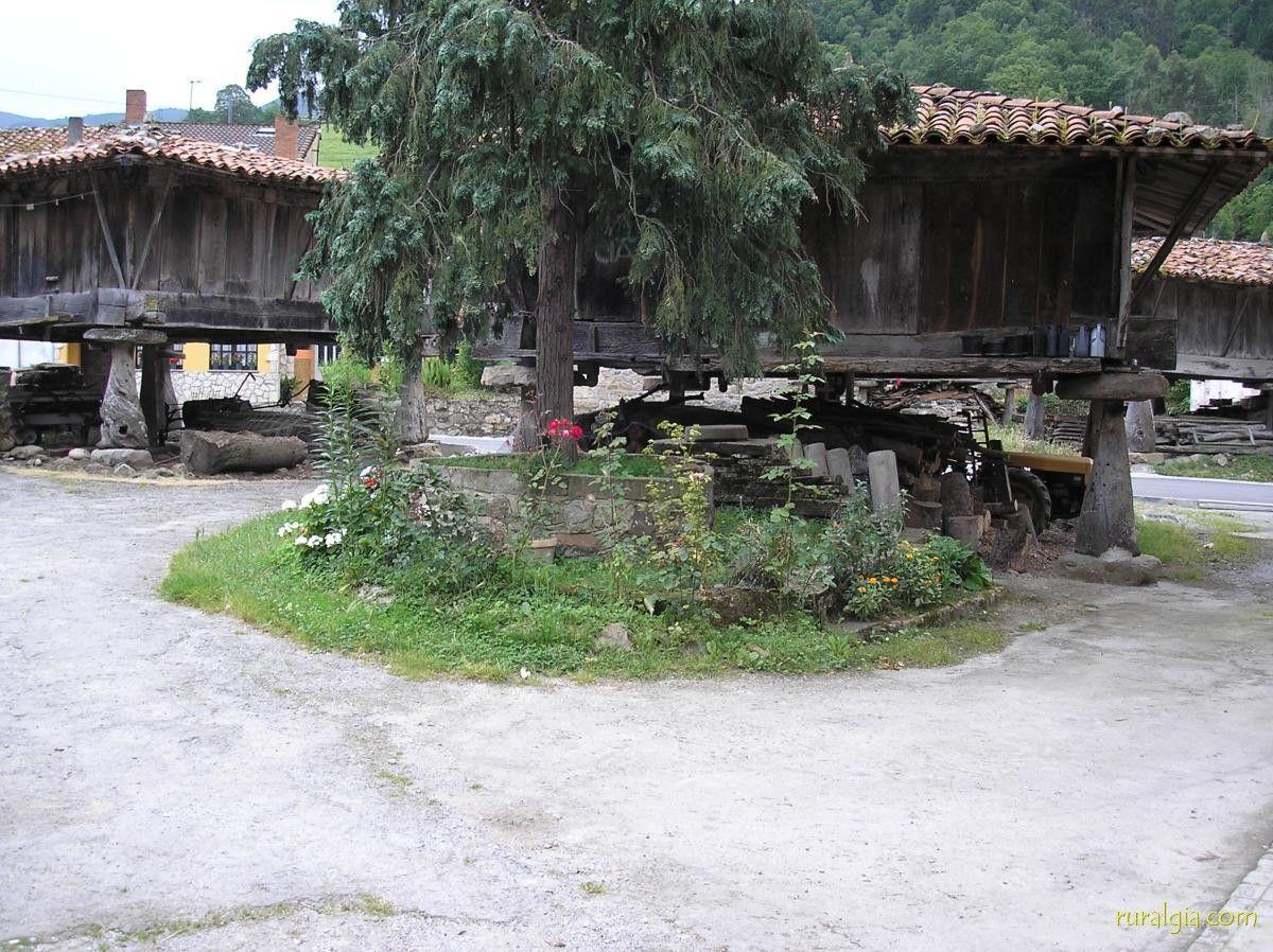 Piloña - casa de aldea LA CHILA - Casa tradicional Asturiana de ...