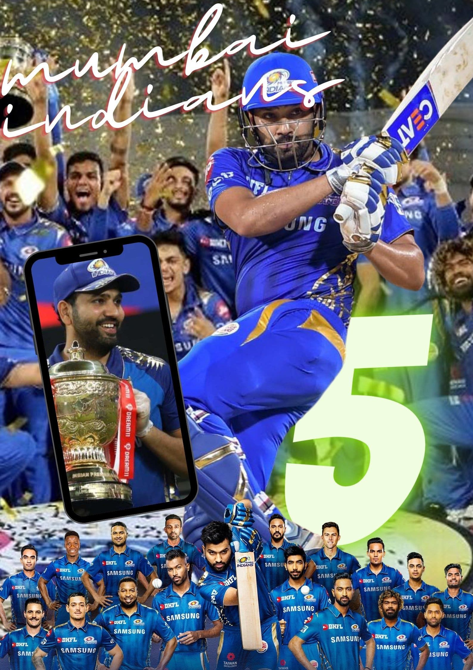 5 Factors Behind Mumbai Indians' Dizzying IPL Success
