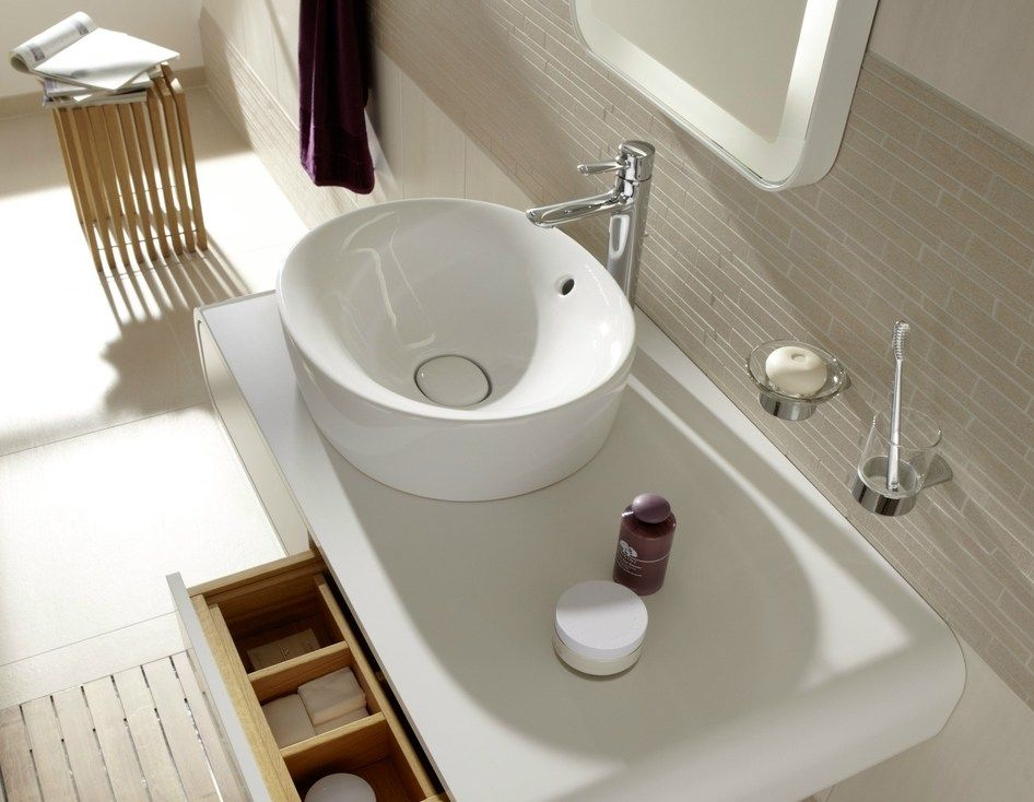 NC Lavabo rond by TOTO