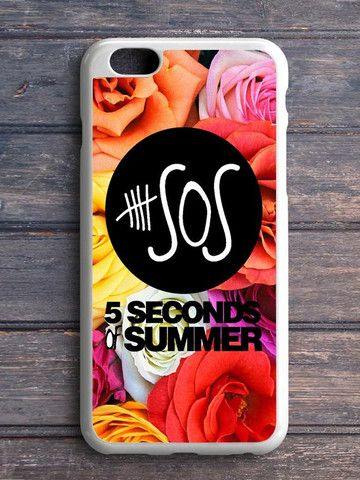 5 Second Of Summer Roses iPhone 5|C Case