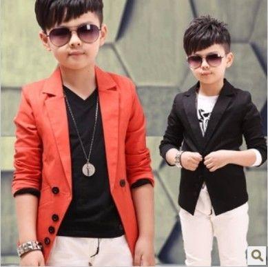 2014 new boys blazers kids spring models boy child coat korean ...