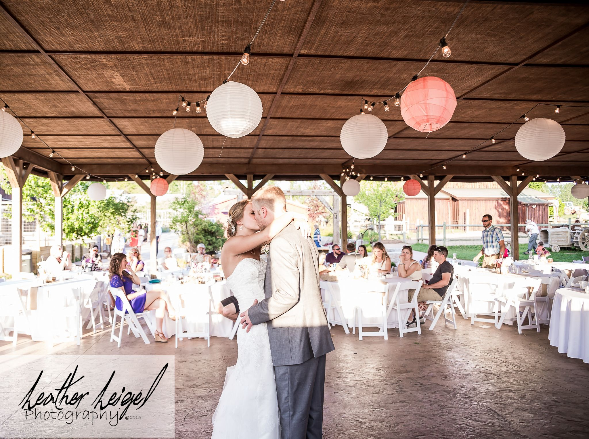 Beautiful Outdoor Wedding And Reception Venue In West Michigan