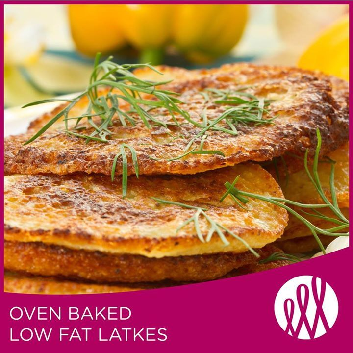 There is no need to deny yourself this Chanukah - Enjoy this healthy recipe for potato latkes! http://ift.tt/2hdm9MJ