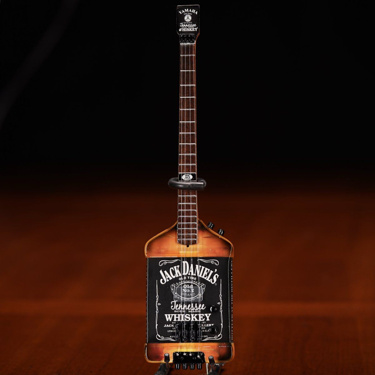 Jack Daniel S Handcrafted Bass Guitar Jack Daniels Bass Guitar Whiskey