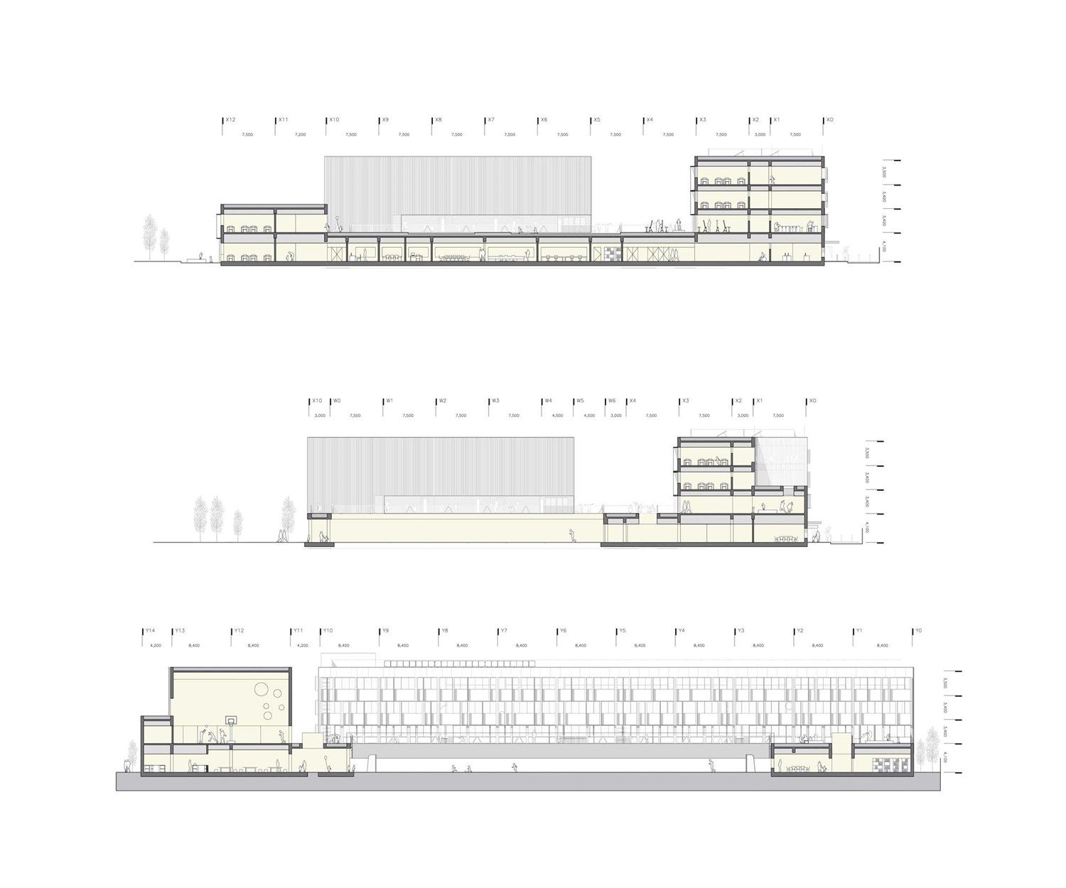 Competition Design For A New Elementary School In Siheung