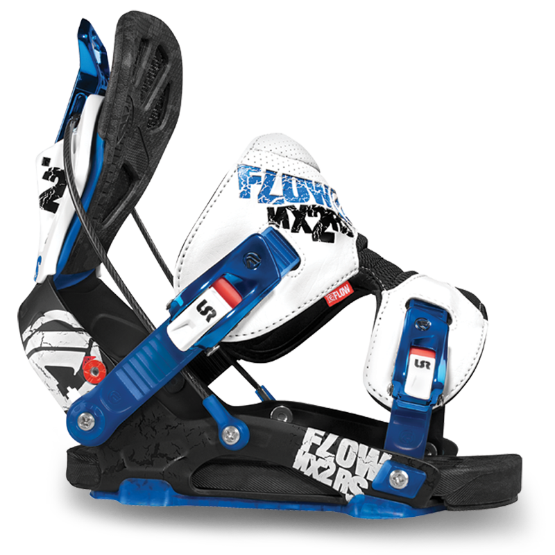 Snowboard Binding Flow NX2 Men's Snowboarding Bindings For